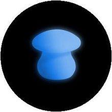 Snoezel meubelen - van kleur veranderende sfeer paddenstoel