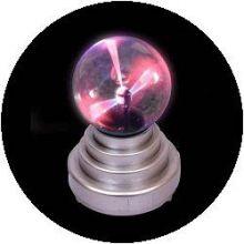 Licht decoratie - 8,8 cm plasma bal