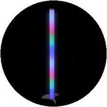 Raket-lichtzuil met LED-verlichting