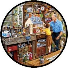 Puzzel - Grootvader's werkplaats (500 XL)