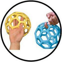 Rubberflex Grijpballen 10 cm