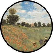 Monet Poppyfield puzzel