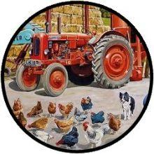 Puzzel - Drukte op de Boerderij 500