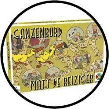 Ganzenbord - Matt de Reiziger