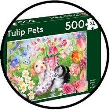 Puzzel - Tulip Pets (500 XL)