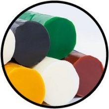 Creall Klei - Superzacht - Emmer 5 kleuren