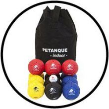Pétanque Superior, indoor, 12 ballen