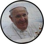 Puzzel Paus Franciscus  AANBIEDING