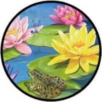 Puzzel - Lily Pond - 13 stukjes