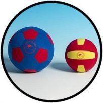 Fluwele Ballen