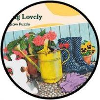 Puzzel - Liefde voor de Bloemen - 13 stukjes