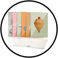 Klessebasjes - Postkaartenset