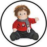 Empathiepop Rubens Barn Original Teddy