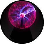 Licht decoratie - 20,3 cm plasma bal