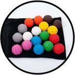 Set Multi-sensorische ballen