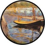 Monet The river at Argenteuil puzzel