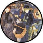 Renoir The Umbrellas puzzel