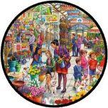 Puzzel - Naar het Tuincentrum (500 XL)