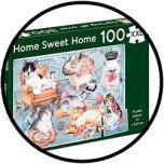Puzzel - Home Sweet Home (100 XXL)