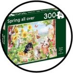 Puzzel - Spring all over (300 XL)
