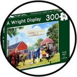 Puzzel - A Wright Display (300 XL)