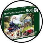Puzzel - The Flying Scotsman (500 XL)