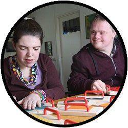 activiteiten voor jong-gehandicapten